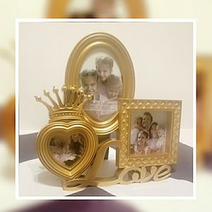 Accessories - Royalty Love Picture Frames